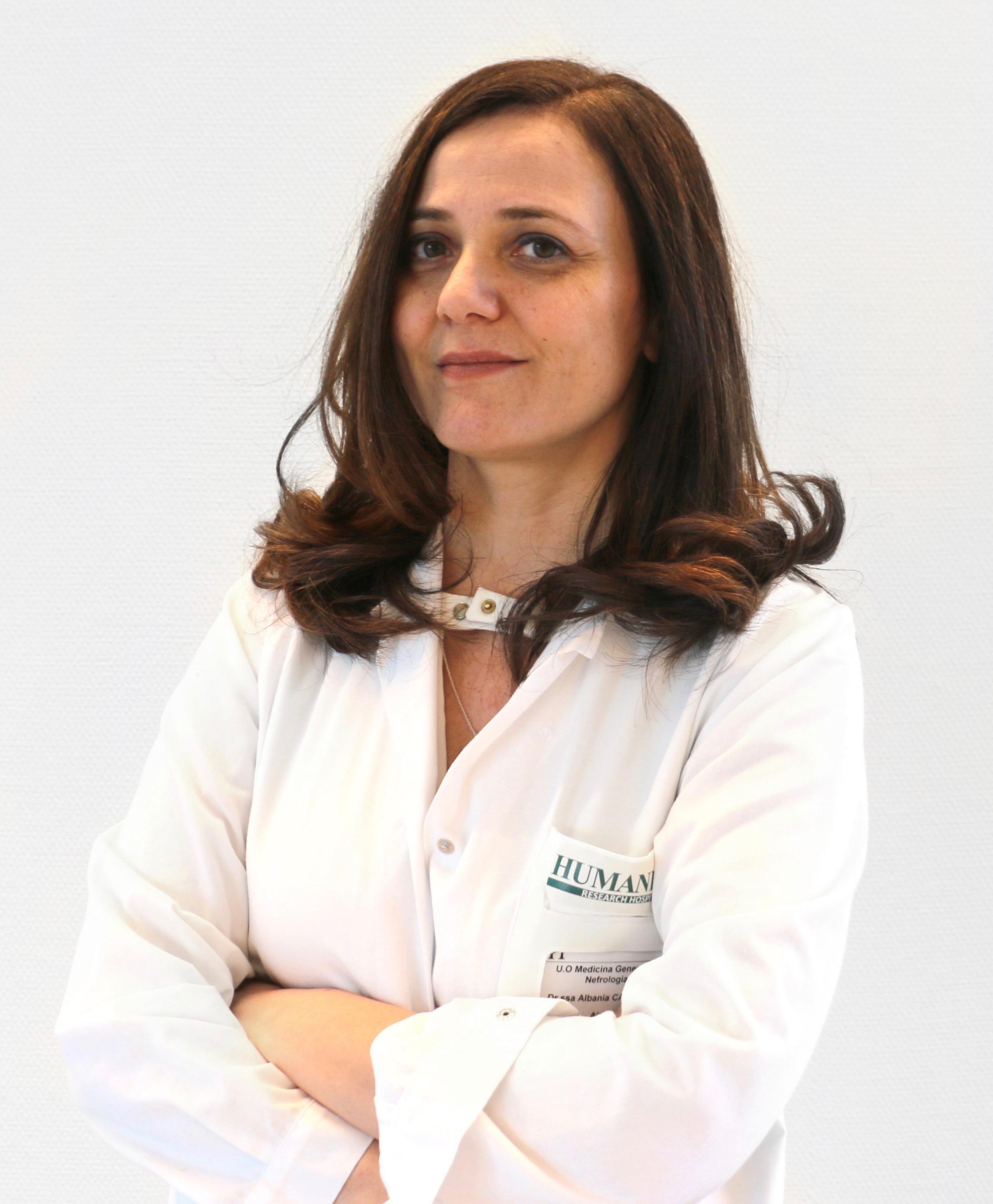 Dott. Albania Antonietta Calvetta