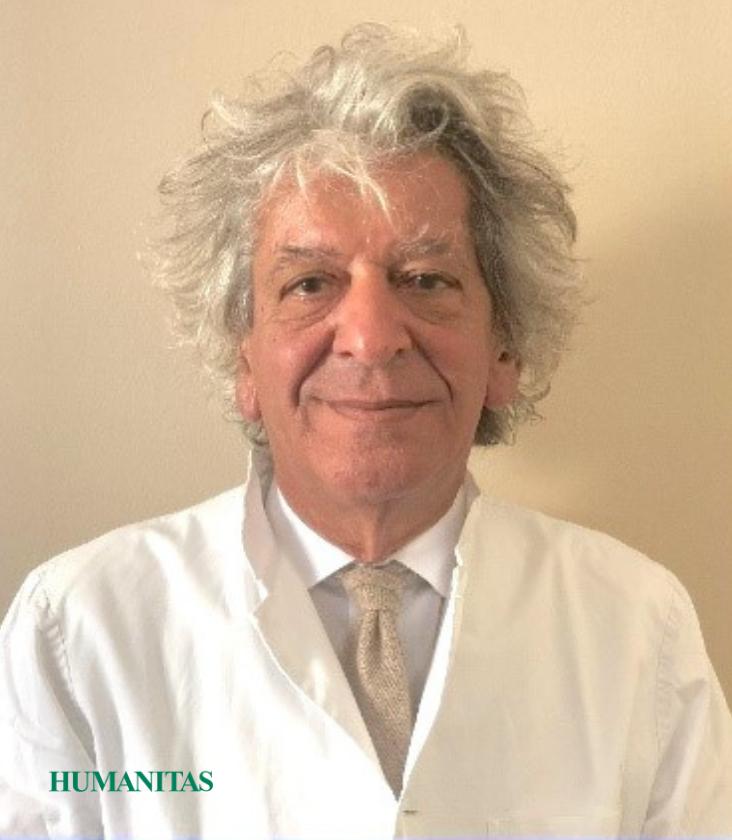 Prof. Paolo Emanuele Levi-Setti