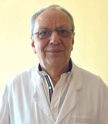Prof. Vincenzo D'Angelo